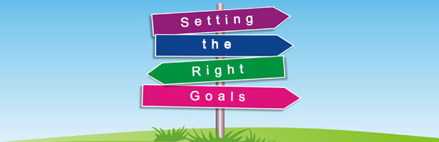 5 tips to pick the right goals