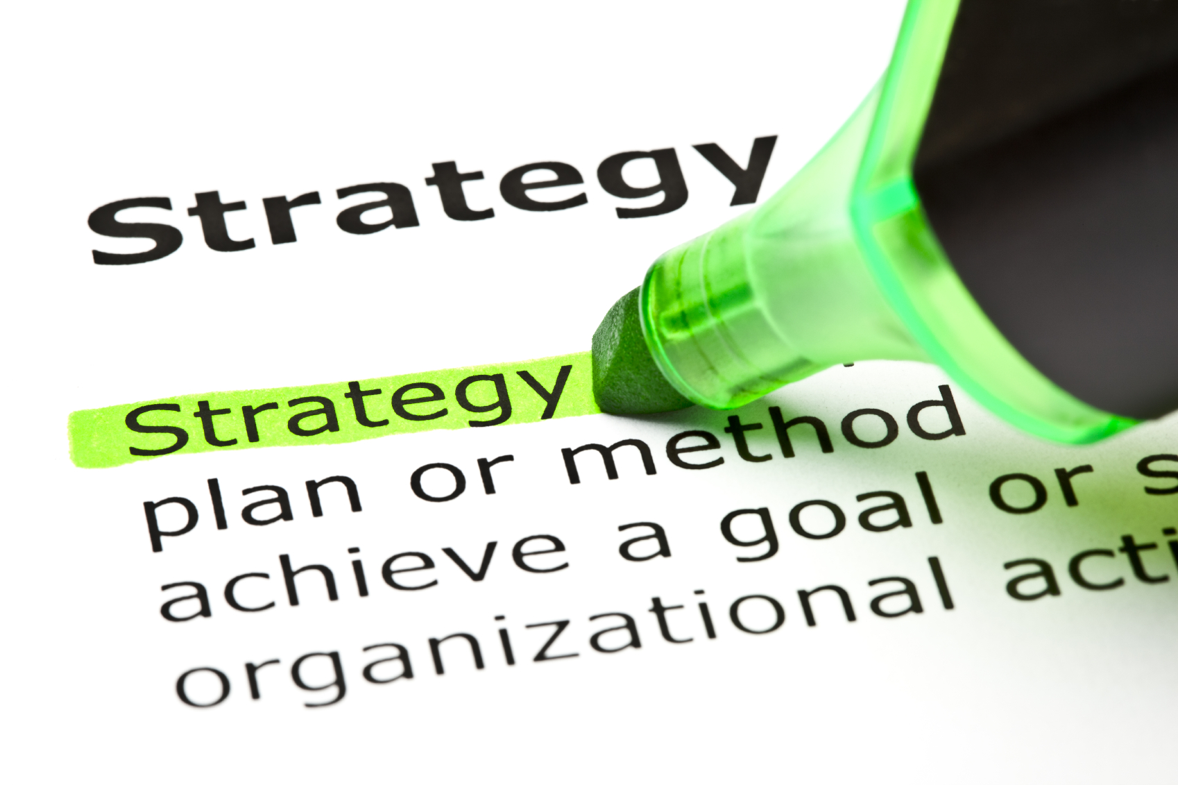 Introducing the 8 – a sexy strategy execution framework