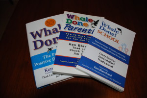 Book review of 'Whale done! The Power of Positive Relationships'