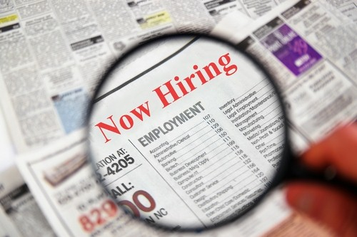 INFOGRAPHIC: Your Job Hunt Checklist
