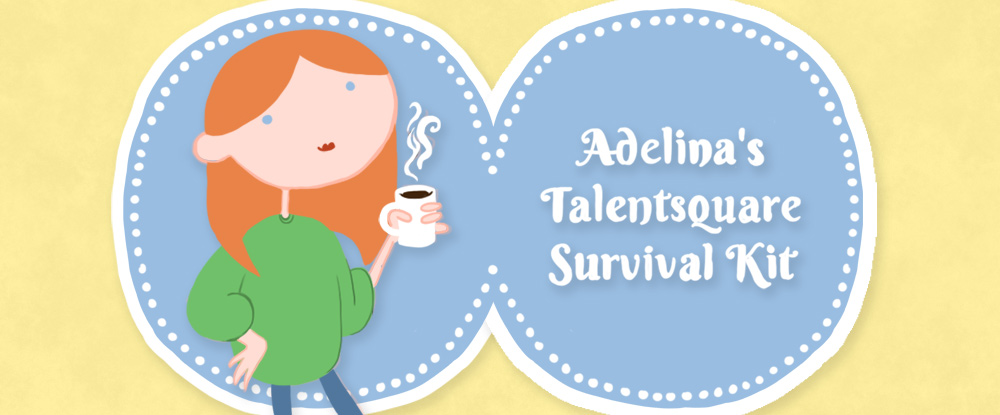 Adelina's Talentsquare Survival Kit
